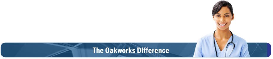 The Oakworks Difference